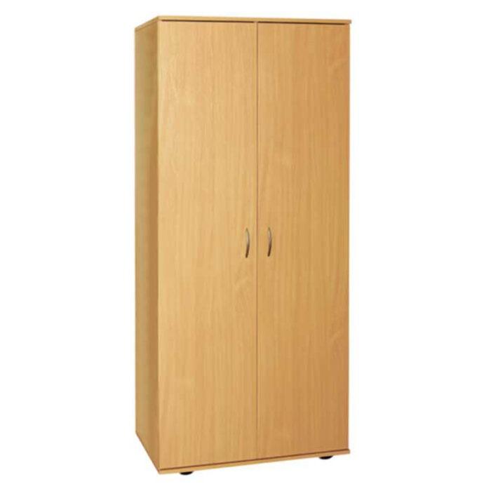 0631 2 uksega suletud raamaturiiul