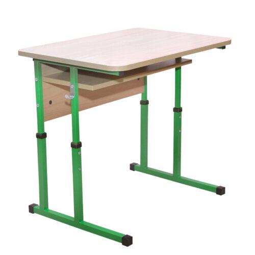 90159 1-kohaline reguleeritava kõrgusega koolilaud