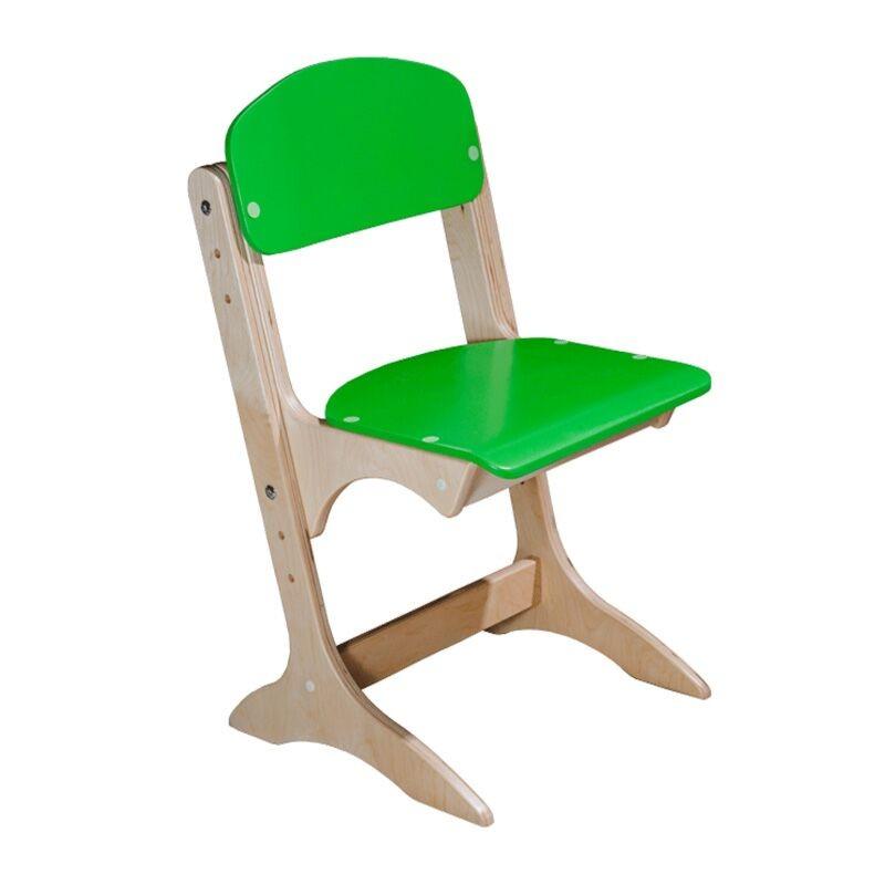 0297P lasteaia tool reguleeritava kõrgusega värvitud