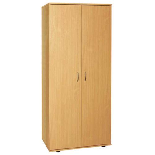 0637 kahe uksega garderoobikapp