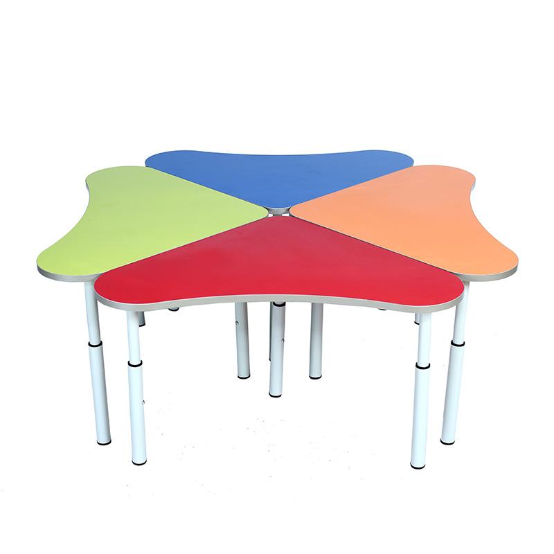 12038 reguleeritava kõrgusega grupeeritav lasteaia laud, kõrgus N1-3