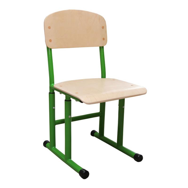 90109HPL reguleeritava kõrgusega HPL kattega koolitool kõrgus N4-6