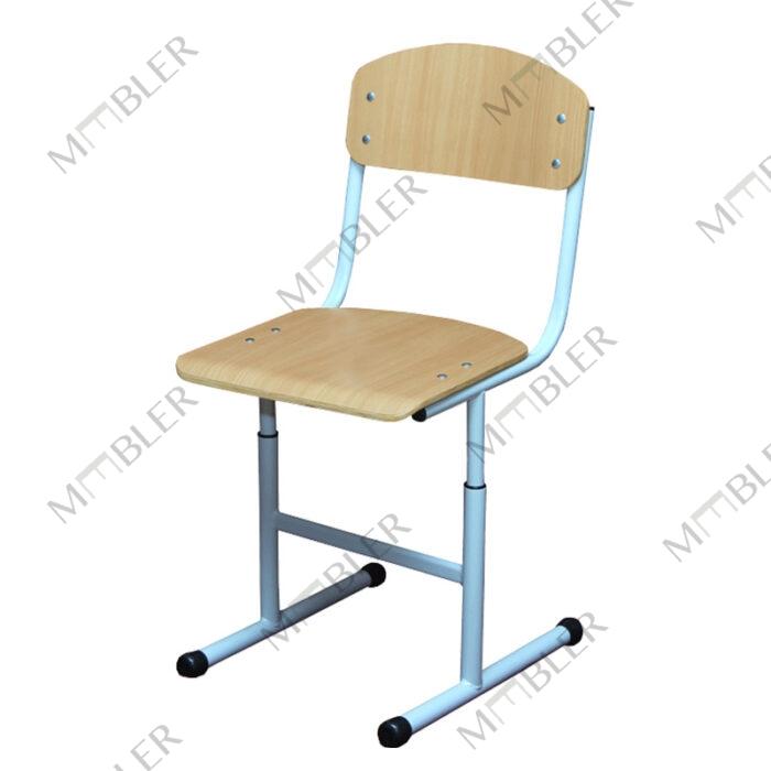 90169HPL reguleeritava kõrgusega HPL kattega koolitool kõrgus N4-7