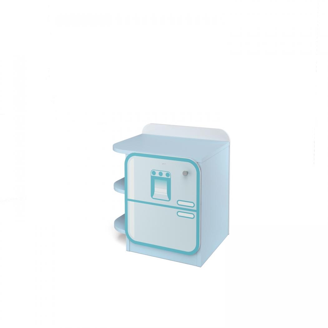 Laste mängukülmkapp, mudel NS3218