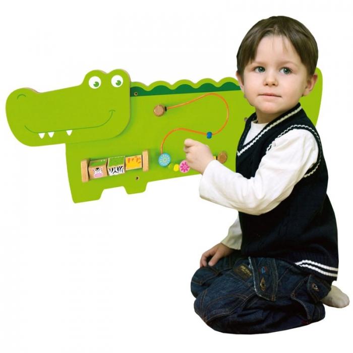Manipulatsioonisein Väike krokodill, mudel 50469