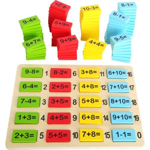 Matemaatikamäng lastele, mudel L10716