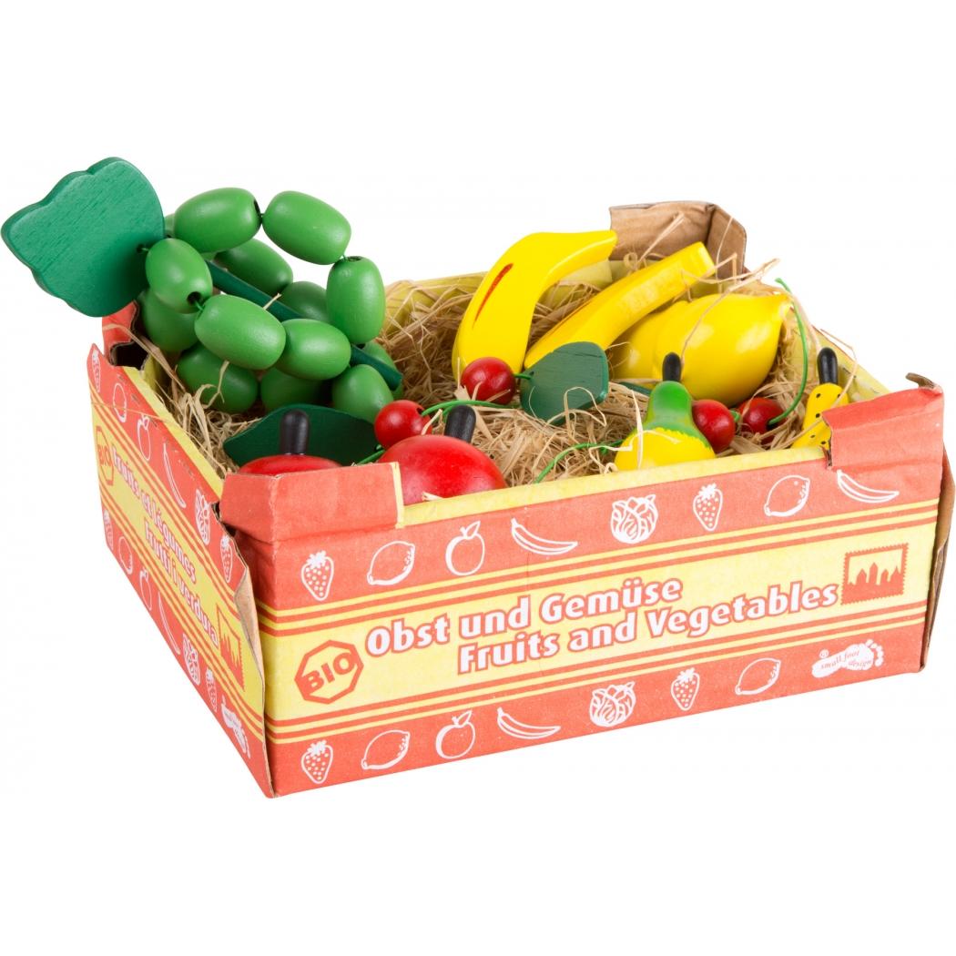 Puuviljad kastis, mudel L1646